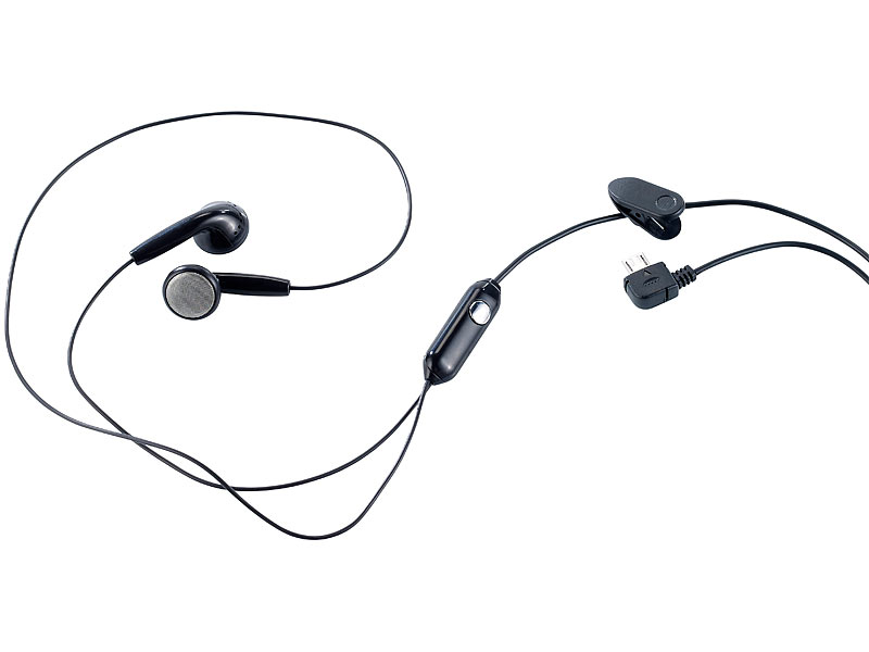 simvalley MOBILE USB-Headset für PW-315.touch und PW-415.steel