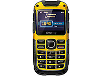 GPS-Outdoor-Handy XT-930, Dual-SIM, VERTRAGSFREI (refurbished)