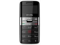 "simvalley MOBIL Komfort-Mobiltelefon ""Easy-5 PLUS"" (refurbished)"