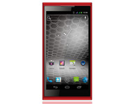 simvalley MOBILE Dual-SIM-Smartphone SP-360 DC, rot (refurbished)