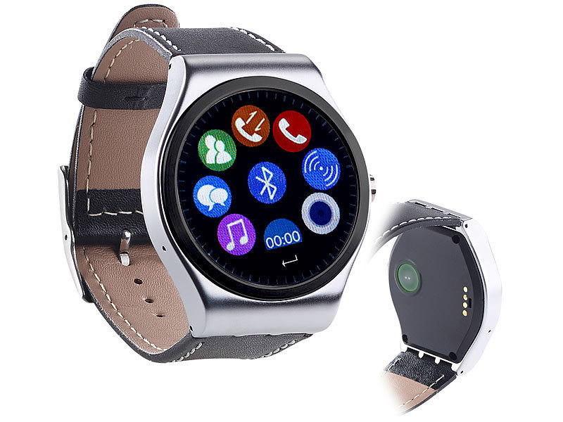 ; Handy-Smartwatches mit Kamera und Bluetooth Handy-Smartwatches mit Kamera und Bluetooth