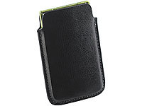 simvalley MOBILE Passgenaues Slim Sleeve für Pico Handy RX-380