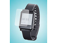 simvalley MOBILE Displayschutzfolie für simvalley MOBILE Smartwatch SW-200.hr