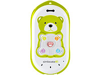 simvalley MOBILE Kinder-Handy simlocate K1 mit Garantruf & GPS-Ortung (refurbished); Android-Smartphones, Scheckkartenhandys Android-Smartphones, Scheckkartenhandys