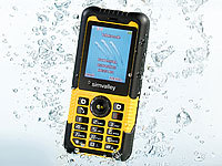 simvalley MOBILE Action & Outdoor-Handy XT-710  VERTRAGSFREI