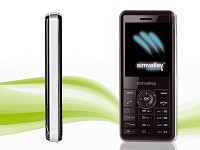 simvalley MOBILE Dual-SIM-Handy SX-320 VERTRAGSFREI; Notruf-Handys