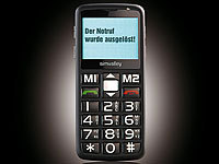 "simvalley MOBILE Komfort-Telefon ""XL-915"" (refurbished)"