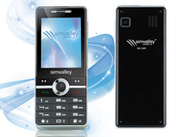 simvalley MOBILE Dual-SIM Multimedia-Handy SX-340 MUSIC VERTRAGSFREI; Android-Smartphones