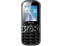simvalley MOBILE Dual-SIM-Handy SX-315 (Refurbished); Notruf-Handys
