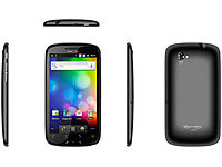 "simvalley MOBILE 5,2""-Dual-SIM-Smartphone & Tablet-PC ""SPX-5 UMTS"" (refurbished); Scheckkartenhandys"