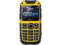 simvalley MOBILE GPS-Outdoor-Handy XT-930, Dual-SIM, VERTRAGSFREI (refurbished)