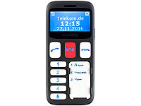 simvalley MOBILE Komfort-Mobiltelefon XL-901 mit Garantruf (refurbished)