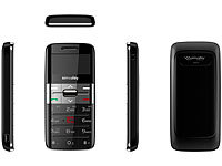 "simvalley MOBILE Komfort-Mobiltelefon ""Easy-5 PLUS"" (refurbished)"