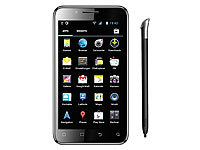 "simvalley MOBILE Dual-SIM-Smartphone SPX-8 5.2"" mit Android 4.0, 8MP (refurbished)"