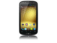 "simvalley MOBILE Dual-SIM-Smartphone SPX-6 DualCore 5.2"", Android 4.0 (refurbished); Scheckkartenhandys"