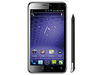 "simvalley MOBILE Dual-SIM-Smartphone SPX-8 DualCore 5.2"", Android 4.0"