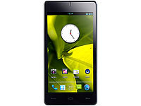 "simvalley MOBILE Dual-SIM-Smartphone SP-142 QuadCore 4.5"", Android 4.1 (refurbished)"