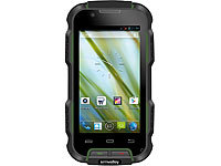 simvalley MOBILE Outdoor-Smartphone SPT-900, IP67, Android 4.2, 4""