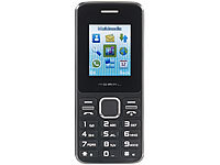 simvalley MOBILE Dual-SIM-Bluetooth-Handy SX-305 VERTRAGSFREI