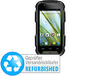 simvalley MOBILE Outdoor-Smartphone SPT-900, IP67 (refurbished)