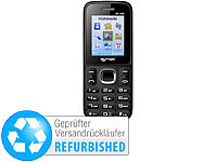 simvalley MOBILE Dual-SIM-Bluetooth-Handy SX-305 VERTRAGSFREI (refurbished)