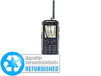 simvalley MOBILE Dual-SIM-Outdoor-Handy mit Walkie-Talkie XT-820 (Versandrückläufer)